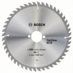Пильный диск Bosch Optiline Wood ECO 200х32, Z48
