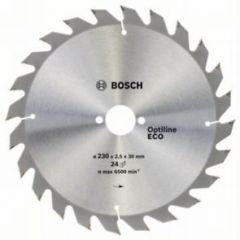 Пильный диск Bosch Optiline Wood ECO 230х30, Z24